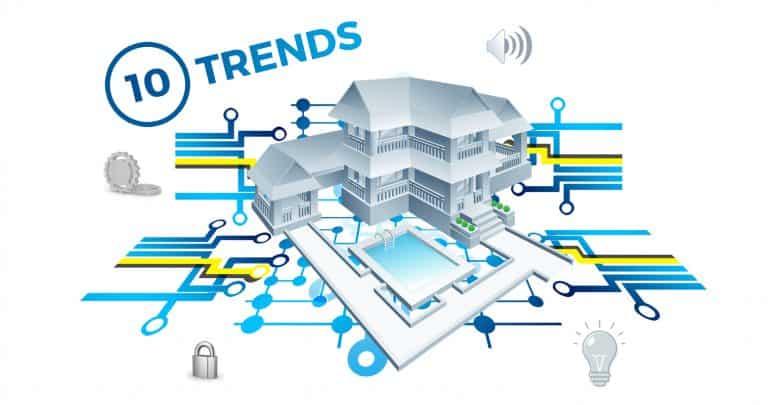 10 Aktuell Wichtigsten Smart Home Trends Auf Einen Blick