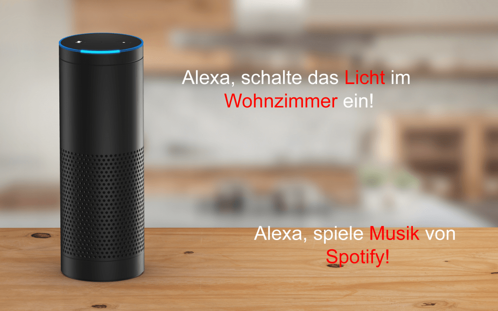 rund um den amazon echo funktionen datenschutz. Black Bedroom Furniture Sets. Home Design Ideas