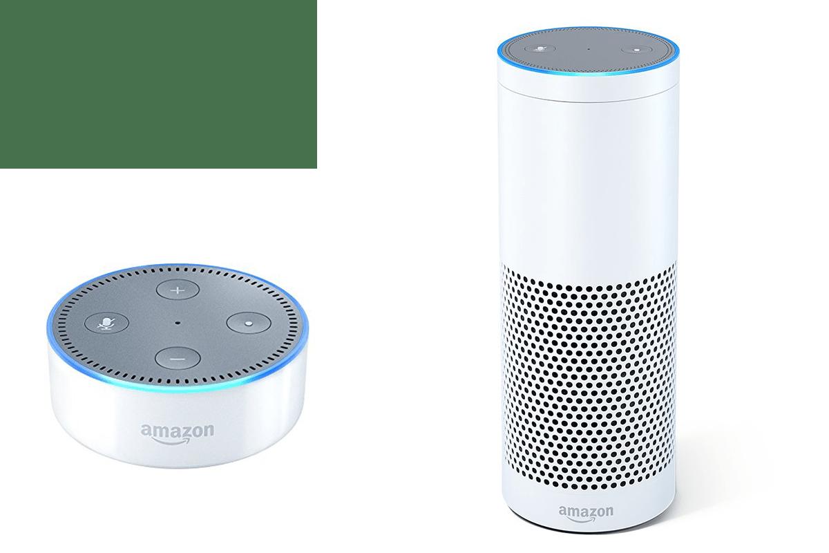 Amazon Echo & Amazon Echo Dot