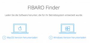 Fibaro Finder