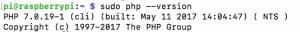 Testlauf positiv PHP