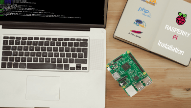 Photo of Installation eines Raspberry Pi mit einem Webserver inkl. Php, MySQL & FTP