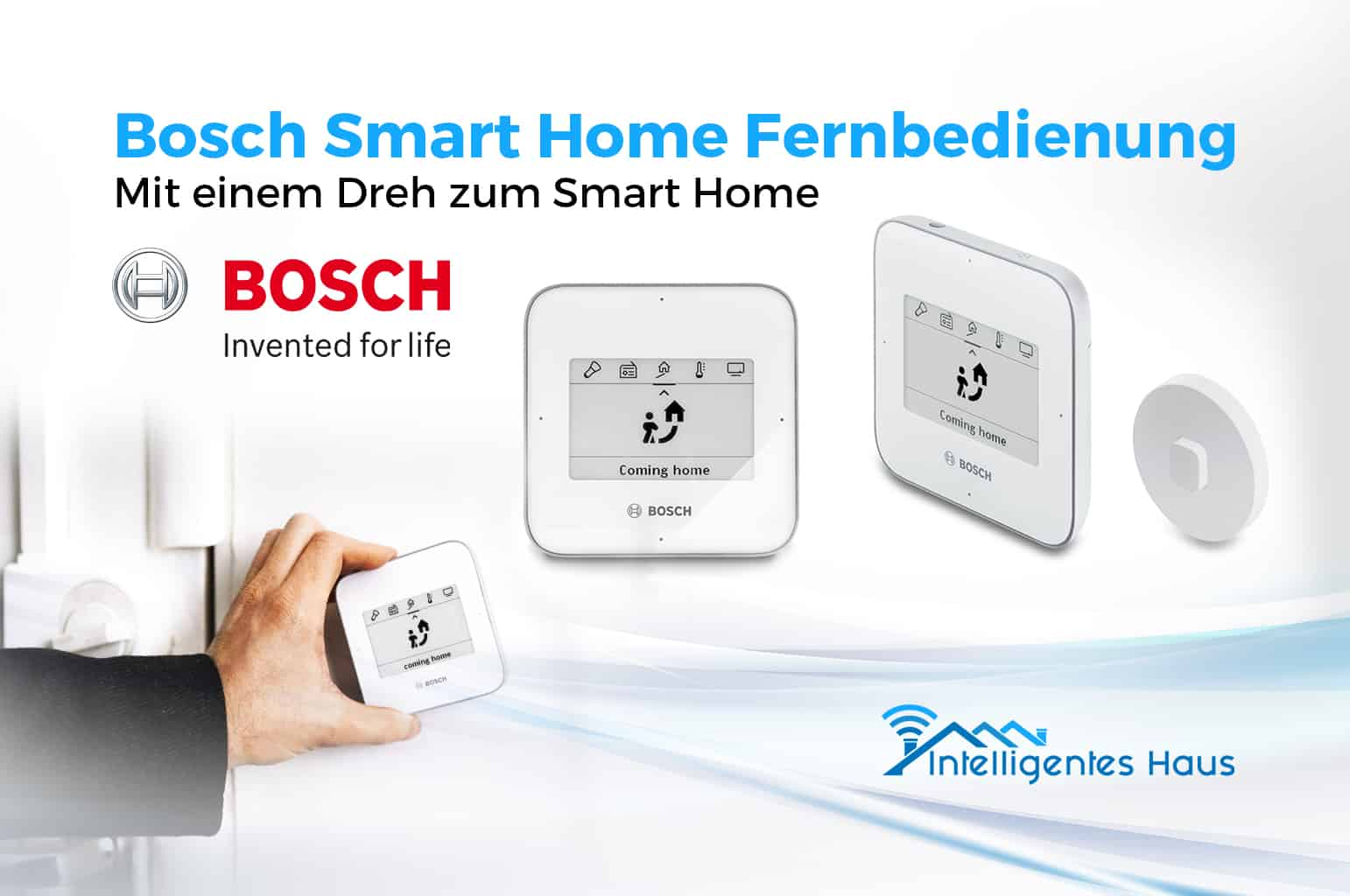 bosch stellt smart home fernbedienung twist vor. Black Bedroom Furniture Sets. Home Design Ideas