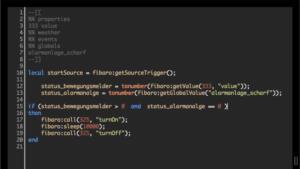 Code Testszene