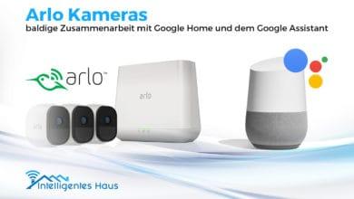 Arlo Kamera Neuerung