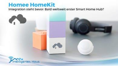 HomeKit Integration in Homee