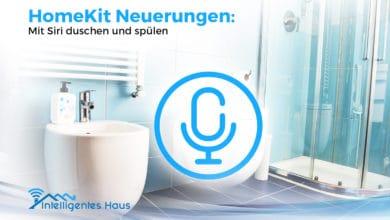 HomeKit fürs Badezimmer und die Küche