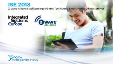 Z-Wave Alliance auf der ISE 2018