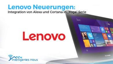 Neuerungen bei Lenovo
