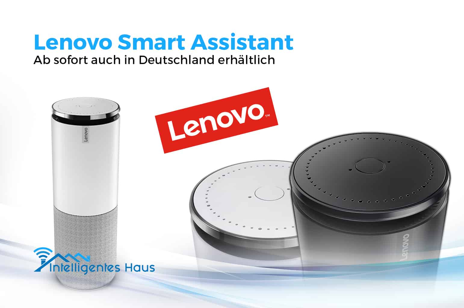 der lenovo smart assistant ist ab sofort in deutschland im handel. Black Bedroom Furniture Sets. Home Design Ideas