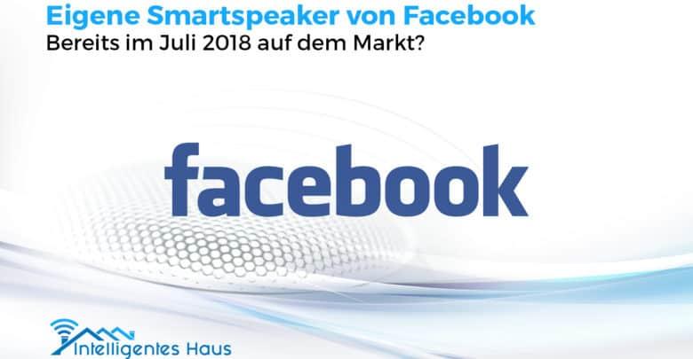 Facebook Lautsprecher