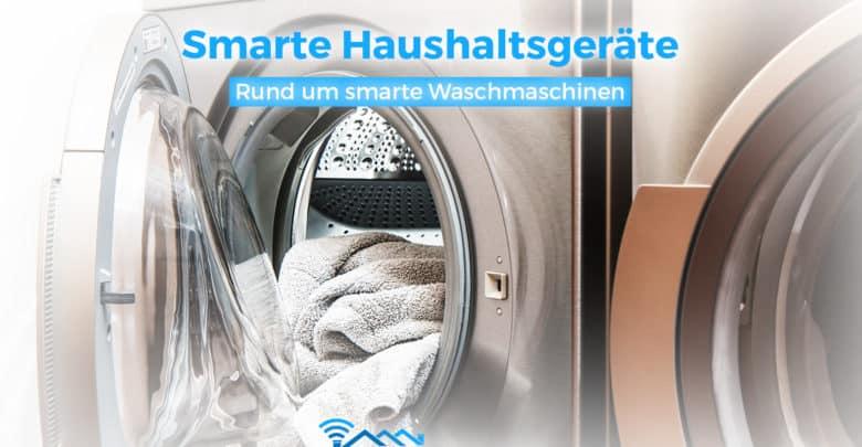 smarte Waschmaschine