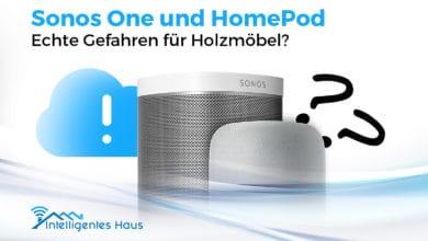 Sonos und Homepod