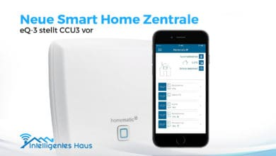 Smart Home Zentrale