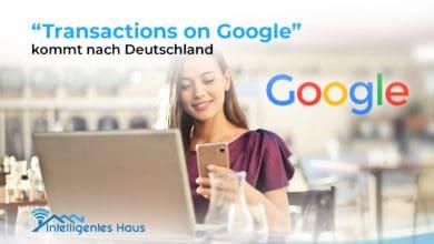 Transactions on Google