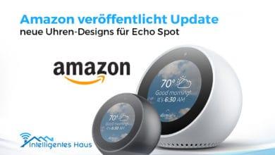 Echo Spot Update