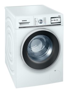 smarte Waschmaschien