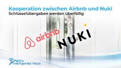Nuki und Airbnb Kooperation