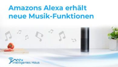 Neue Musik Funktionen