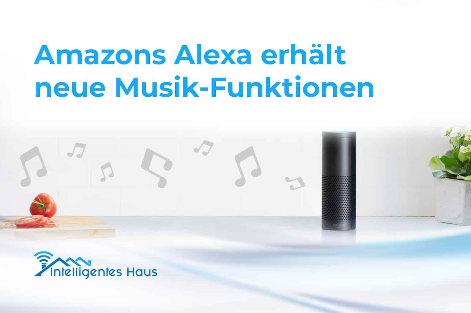 Musik Hören Mit Alexa
