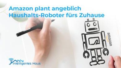 Roboter fürs Zuhause