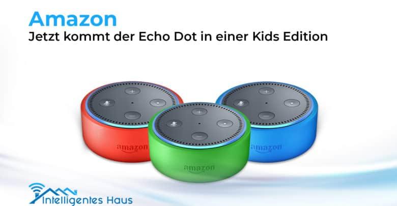 echo dot als kids edition bald gibt es alexa f r kinder. Black Bedroom Furniture Sets. Home Design Ideas