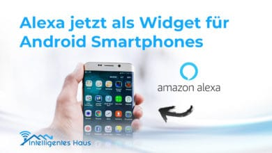 Alexa als Widget