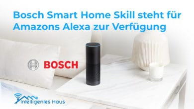 Photo of Bosch Smart Home Skill: Alexa steuert nun mehr Geräte