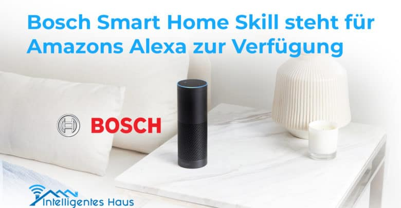 bosch smart home alexa