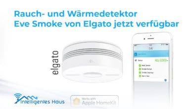Eve Smoke Rauchmelder