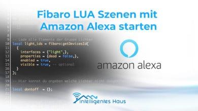 LUA Szene und Alexa