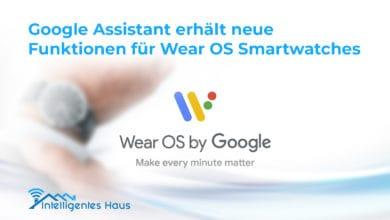 Smartwatch neue Funktion