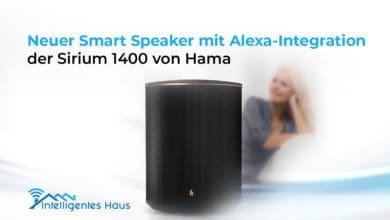 neuer Smart Speaker Sirium 1400