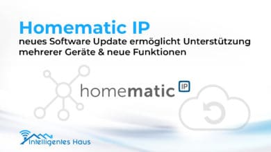 Software Update Homematic