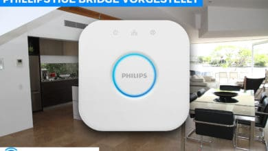 Philips Hue Einrichtung