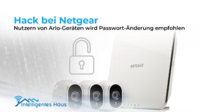 Netgear Arlo Account