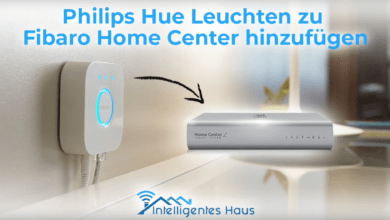 Photo of Philips Hue-Leuchten ans Fibaro Home Center anlernen
