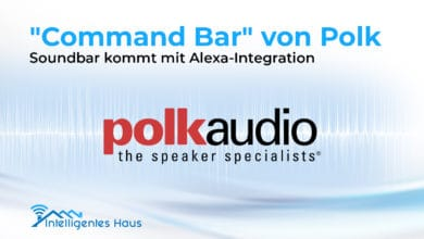"Photo of ""Command Bar"" von Polk: Soundbar kommt mit Alexa-Integration"