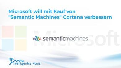Übernahme Semantic Machine