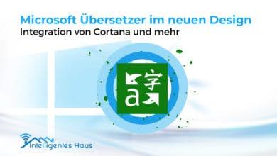 Mircosoft Übersetzer und Cortana
