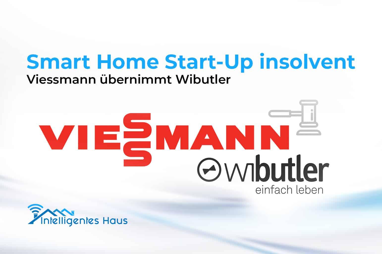 wibutler insolventes smart home start up von viessmann. Black Bedroom Furniture Sets. Home Design Ideas