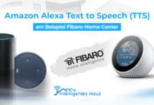 Photo of Alexa Text-to-Speech (TTS) über Fibaro Zentrale nutzen