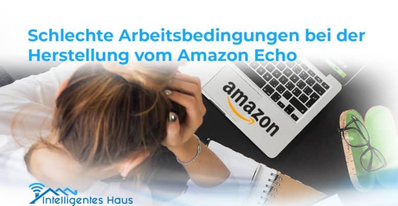Amazon Arbeitsbedingung