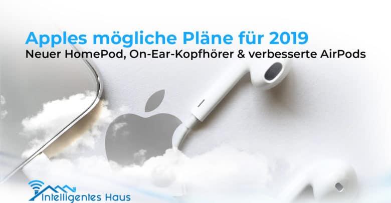 Apple neue Produkte