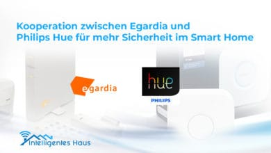 Kooperation Philips Hue und Egardia