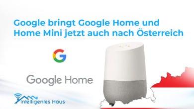 Google Lautsprecher in Österreich verfügbar