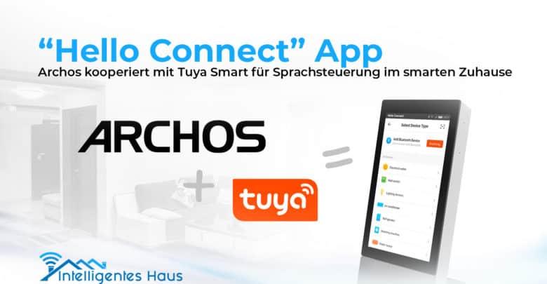 neue App von Archos