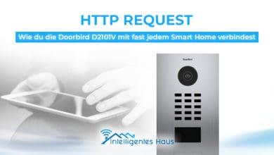 DoorBird mit Smart Home verbinden