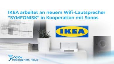 IKEA smarter Lautsprecher