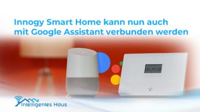 Innogy Smart Home mit Google Assistant kompatibel